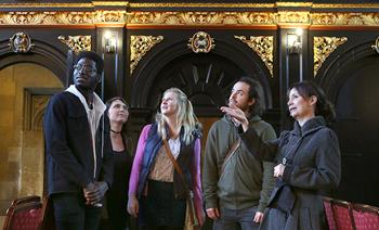 Visit Cambridge Tours