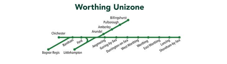 Worthing Unizone
